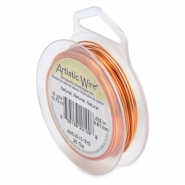 20 Gauge Artistic Wire Natural Copper