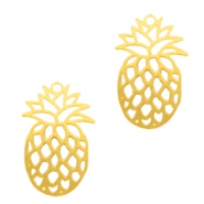 Bohemian charms pineapple Gold