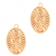 Bohemian charms Maria Rose Gold