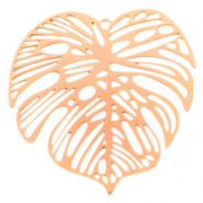 Bohemian charms leaf Rose Gold (nickel free)