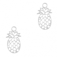 Bohemian charms pineapple Silver (nickel free)