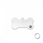 ImpressArt DIY Pet Tag Project Kit Silver