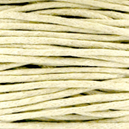 Waxed cord 1.0mm Ceylon yellow
