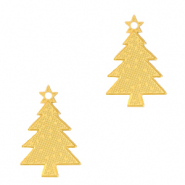 Bohemian charms christmas tree Gold