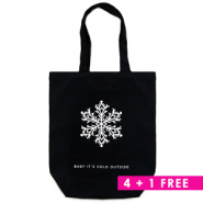 Combi deal 1 | Fashion bag canvas 4 + 1 Free