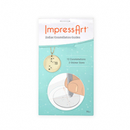 ImpressArt constellation sticker book White