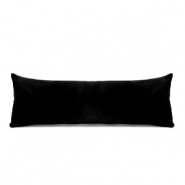 Jewellery display cushion velvet soft Black