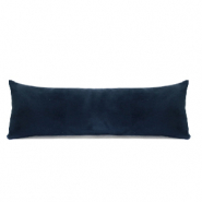 Jewellery display cushion velvet soft Dark Blue
