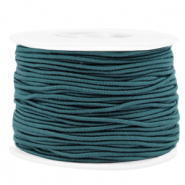 Coloured elastic cord 1.5mm Mosaic Blue
