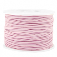 Coloured elastic cord 1.5mm Pink