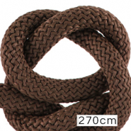 Maritime cord 10mm (270cm) Dark Brown