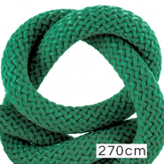 Maritime cord 10mm (270cm) Eden Green
