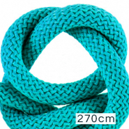 Maritime cord 10mm (270cm) Ceramic Blue