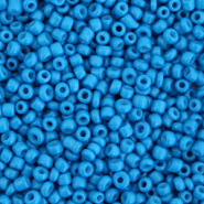 Glass seed beads 12/0 (2mm) Palace Blue