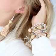 NEW New in our collection: Bohemian beads!