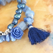 Inspirational Sets Royal blue jewellery