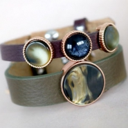 Inspirational Sets Beautiful Cuoio bracelets!