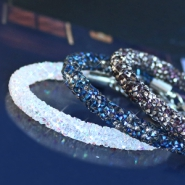 NEW Party in style: Crystal Diamond bracelets