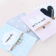 NEW New: Jewellery greeting cards in special designs!