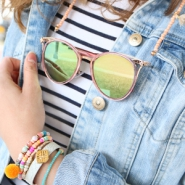 NEW New: trendy sunglasses & wallets
