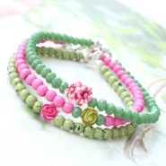 Inspirational Sets Rose and flower beads