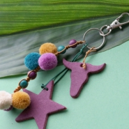Inspirational Sets Pompom charms