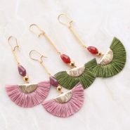 Inspirational Sets Trendy earrings with new tassels!