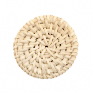 Beads / charms Rattan / crochet pendants