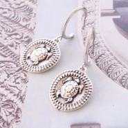 Inspirational Sets DQ metal statement earrings