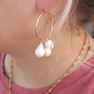 Inspirational Sets Creating minimalist jewellery with freshwater pearls!