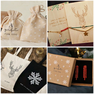 NEW Please note: new gift packaging for Christmas!