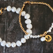 NEW NEW: pretty freshwater pearls nugget must-haves