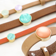 NEW Trendy! Summer Cuoio bracelets