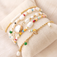 Inspirational Sets Get creative: making jewellery with freshwater pearls nugget
