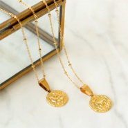 Inspirational Sets DIY: Trendy constellation necklaces and earrings
