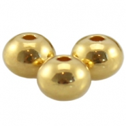 NEW Check out our Designer Quality European metal beads in gold