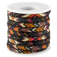 Aztec cord Black brown