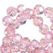 Top faceted beads Round top faceted beads