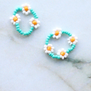 DIY tutorial - How to make a daisy chain ♡ DIY
