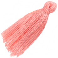 Large tassels Rose peach