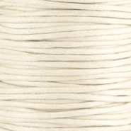 Waxed cord 2.0mm Beige