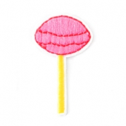 Lolly patches Pink-yellow