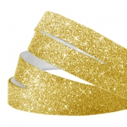 Crystal glitter tape 5mm Gold