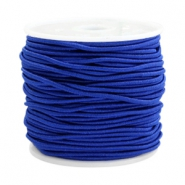 Coloured elastic cord 1.5mm Royal blue