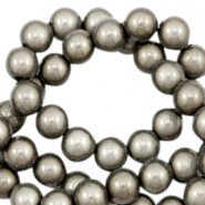 Miracle 3D beads 10mm Grey Taupe