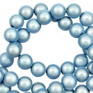 Miracle 3D beads 6mm Ice Blue