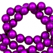 Miracle 3D beads 10mm Purple