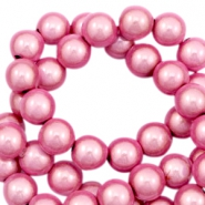 Miracle 3D beads 6mm Pink