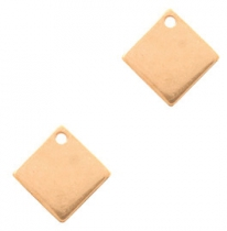 Designer Quality metal for ImpressArt charm square