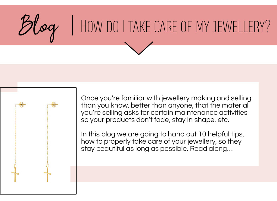 Blog | How do I take care of my jewellery? afbeelding